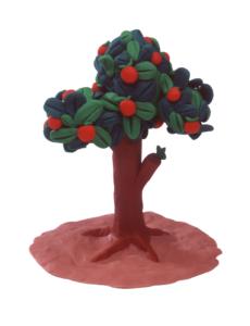 JOVI Plastilina muovailuvaha - puu