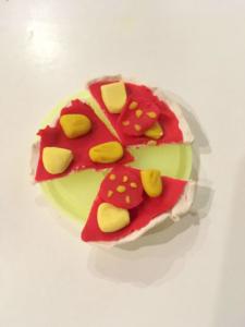 Leikkitaikina - pizza - Katriina